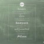 Five free fonts