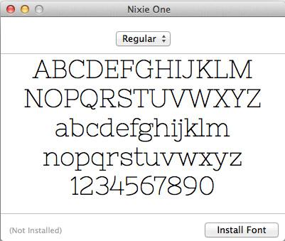 install_mac_font