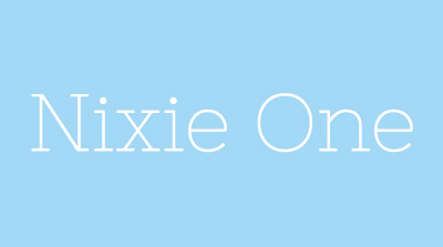nixie_one
