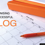 Organising a successful blog