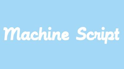 machine_script