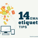 14 tips for business email etiquette