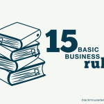 15 Basic Business Rules
