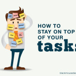 Boost your productivity with good task management