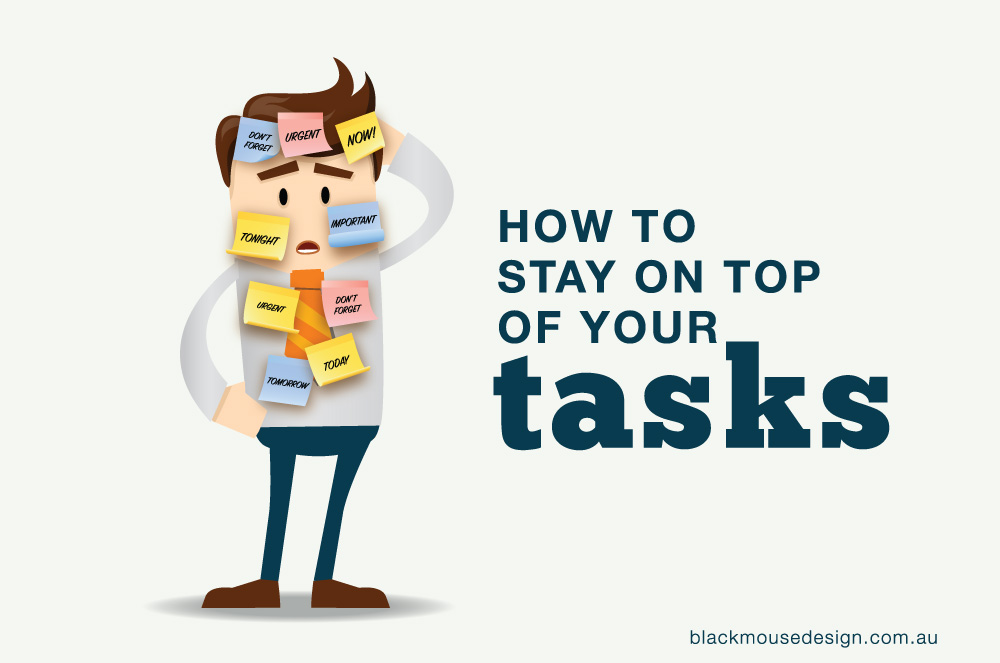 Boost Your Productivity With Good Task Management Black