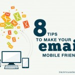 8 tips to make your email mobile friendly